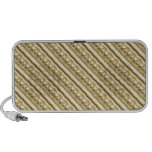 Sand Shimmer Lace Mp3 Speakers