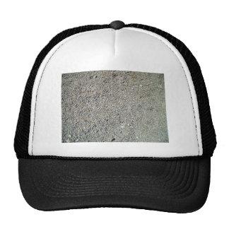 Sand shingle seamless texture trucker hat
