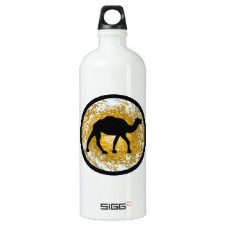Sand Storm Aluminum Water Bottle