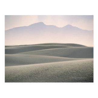 Sand Storm, White Sands National Monument, New 2 Postcard
