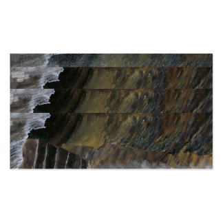 Sand Storms In The Cliff Dwellings Business Card Templates