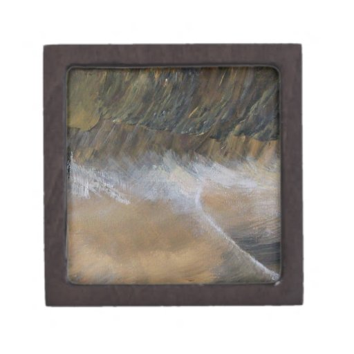 Sand Storms... Premium Trinket Box