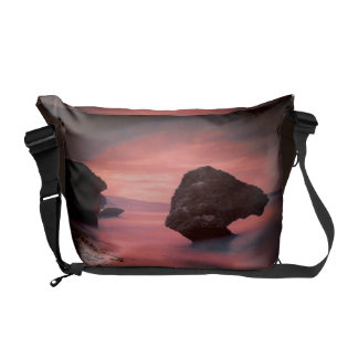 Sand, Surf and Stone Courier Bag