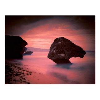 Sand, Surf and Stone Postcard