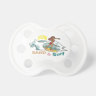 Sand & Surf Pacifier