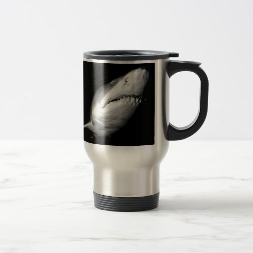 Sand Tiger Shark Travel Mug