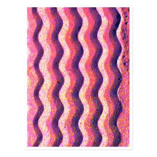 Sand Tracks Postcard