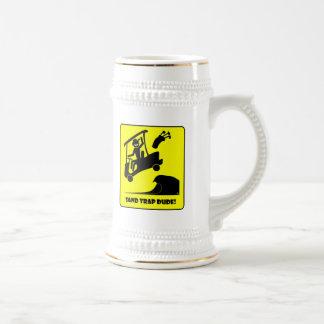 Sand trap DUDE-1 Beer Stein