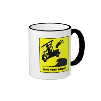 Sand trap DUDE-1 Mug