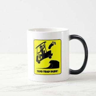 Sand trap DUDE-1 Coffee Mug