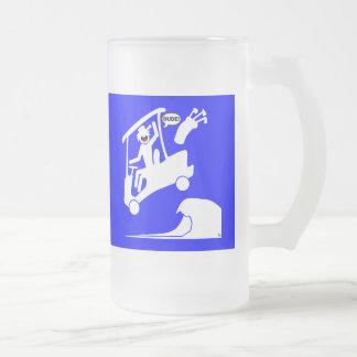 Sand trap DUDE-2 Mug