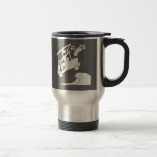 Sand trap DUDE-2 Travel Mug