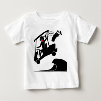 Sand trap DUDE-4 Baby T-Shirt
