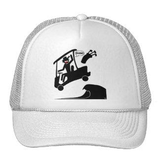 Sand trap DUDE-4 Trucker Hat