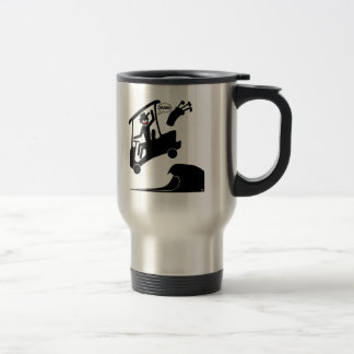 Sand trap DUDE-4 Mug