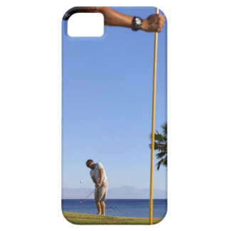 Sand wedge approach, iPhone SE/5/5s case