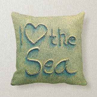 Sand Writing Pillow