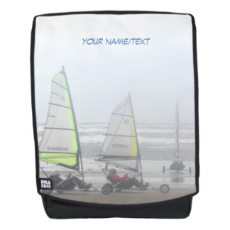 Sand Yachting Cust. Adult Backpack