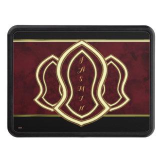 Sandalia del mármol y del oro (rojos) del profeta tapas de tráiler