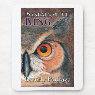Sandalias del cojín de ratón de rey Beverly Alfombrillas De Ratón