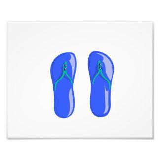 sandalias strap.png moldeado azul fotografías