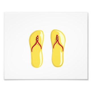 sandalias strap.png moldeado rojo amarillo fotografías