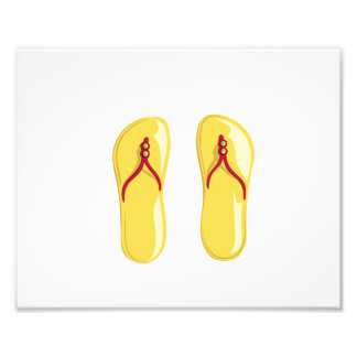 sandalias strap.png moldeado rojo amarillo arte fotográfico