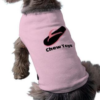 Sandals Make Nice Chew Toys Dog Clothing
