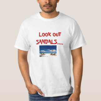 Sandals Vacation T-Shirt