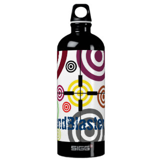 SandBlaster Aluminum Water Bottle