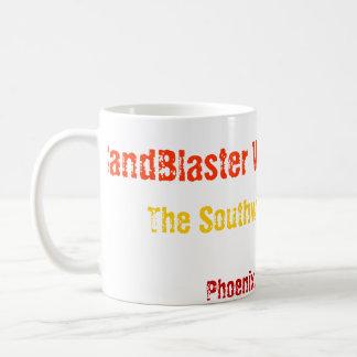 Sandblaster V Mug