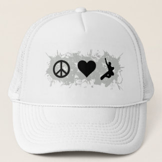 Sandboarding Trucker Hat