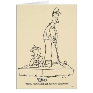 Sandbox Card