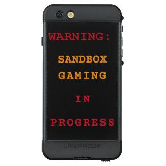 Sandbox Gaming In Progress LifeProof NÜÜD iPhone 6s Plus Case