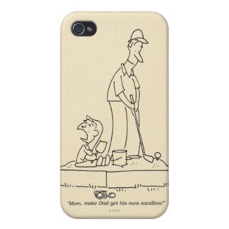 Sandbox iPhone 4/4S Cover