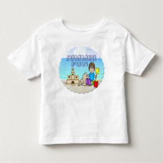 Sandcastle (Boy) Toddler T-Shirt