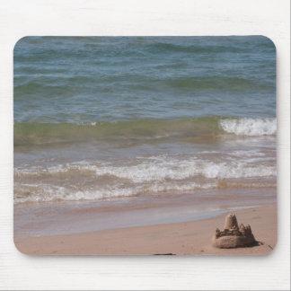 Sandcastle Mouse Pad