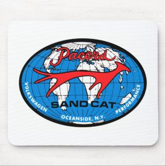 SANDCAT Mousepad