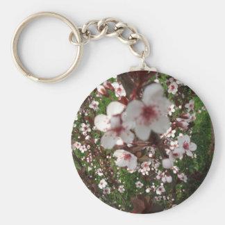 Sandcherry Close-up Merchandise Basic Round Button Keychain