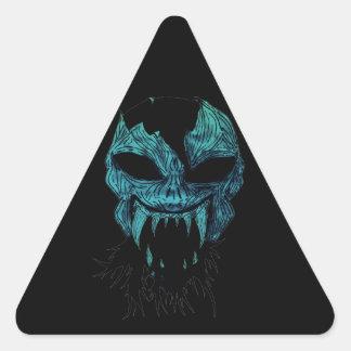 SandDevil Sticker vBlackWater