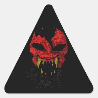SandDevil Sticker vMarsBlack