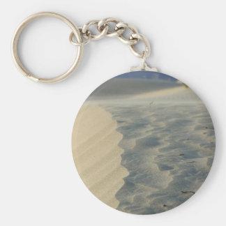 Sanddunes Deserts Key Chain