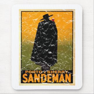 Sandeman 1920- distressed mouse pad
