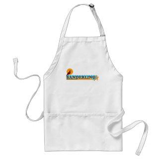 Sanderling. Adult Apron