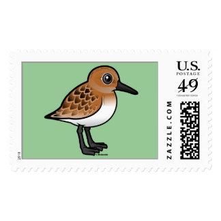Sanderling Stamp
