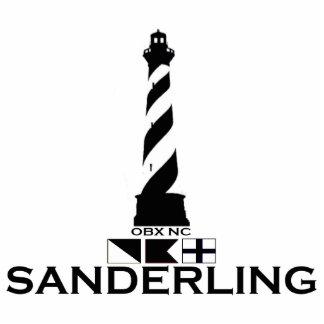 Sanderling. Statuette