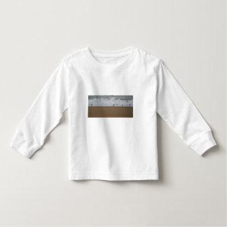 Sanderlings at Horsfall Beach, Oregon Toddler T-shirt