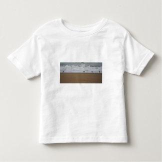 Sanderlings at Horsfall Beach, Oregon T Shirts