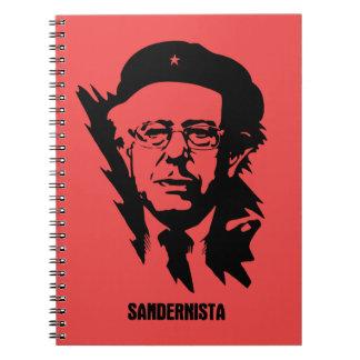 Sandernista Spiral Notebook