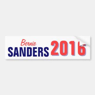 Sanders 2016 bumper sticker